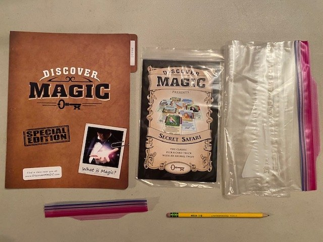WOW Magic Kit